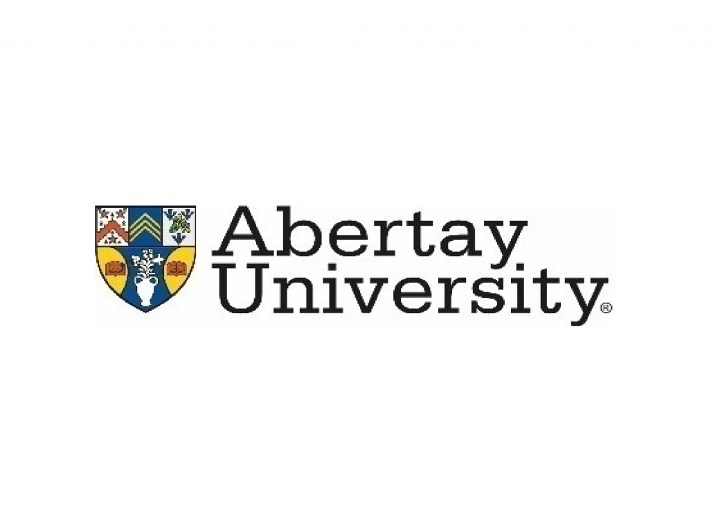 TRIPLE partner logo - Abertay University