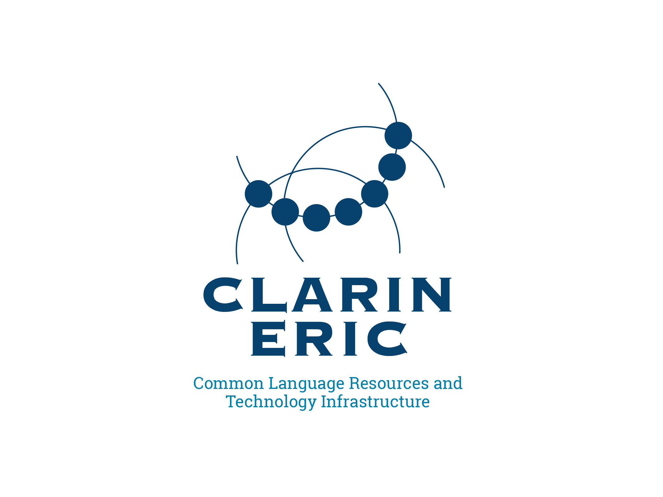 TRIPLE partner logo - European Research Infrastructure for Language Resources and Technology (CLARIN) ERIC