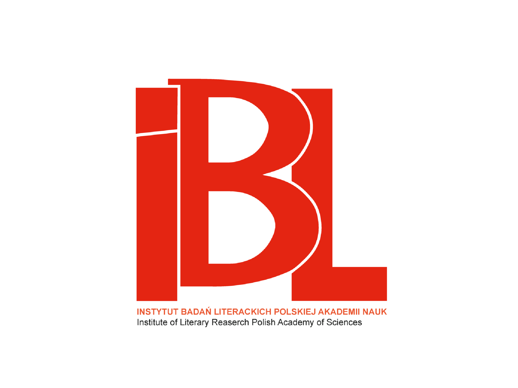 TRIPLE partner logo - Institute of Literary Research of the Polish Academy of Sciences (IBL PAN)