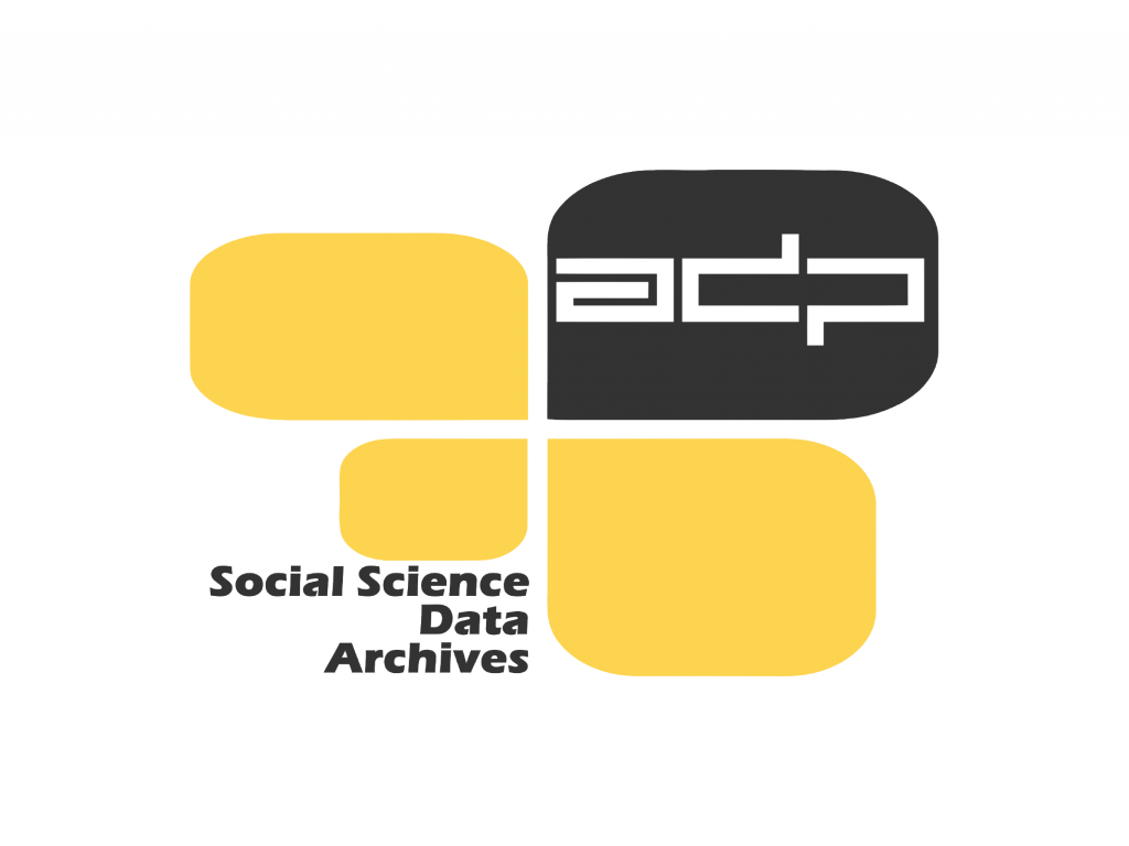 TRIPLE partner logo - Slovenian Social Science Data Archives (UL-ADP)