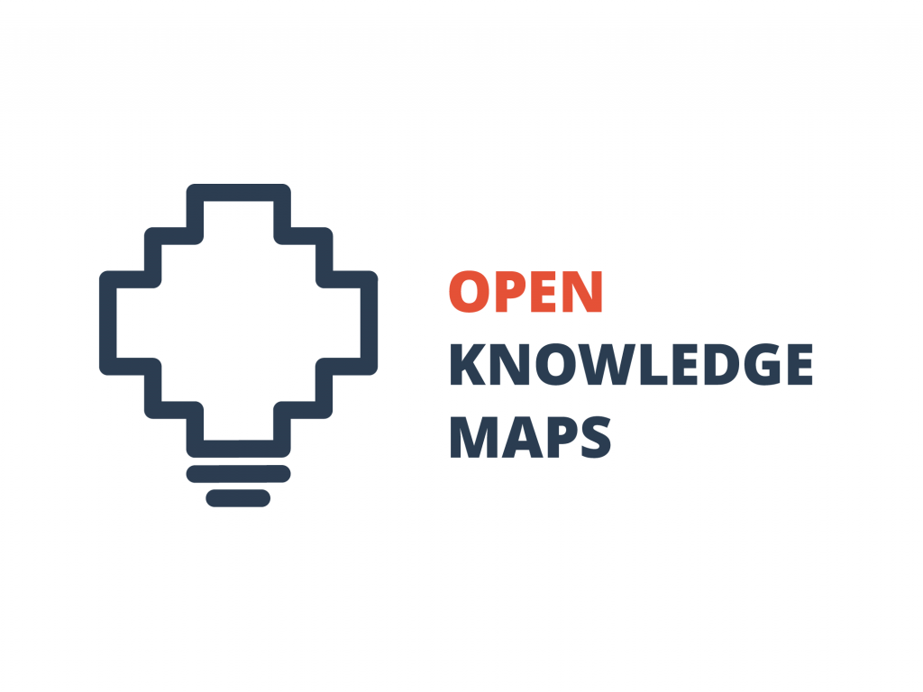 TRIPLE partner logo - Open Knowledge Maps