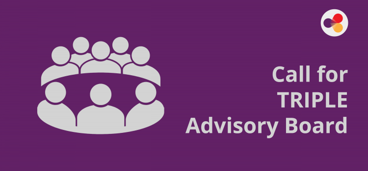 Call for TRIPLE Advisory Board