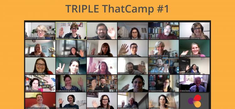 ThatCamp Followup News Item