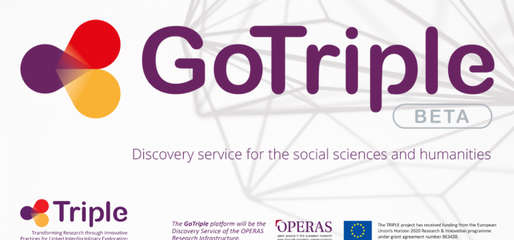 Launch of the GoTriple Beta Release (PRESS RELEASE)